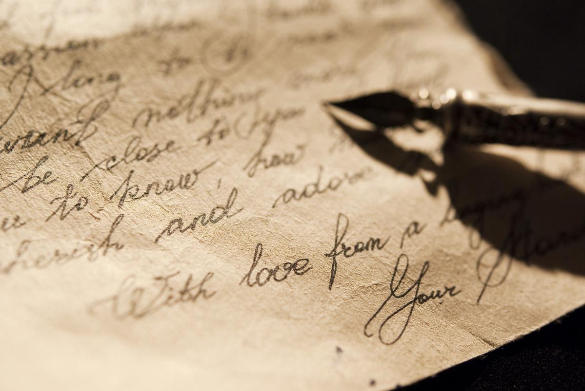 De voordelen van een handgeschreven brief