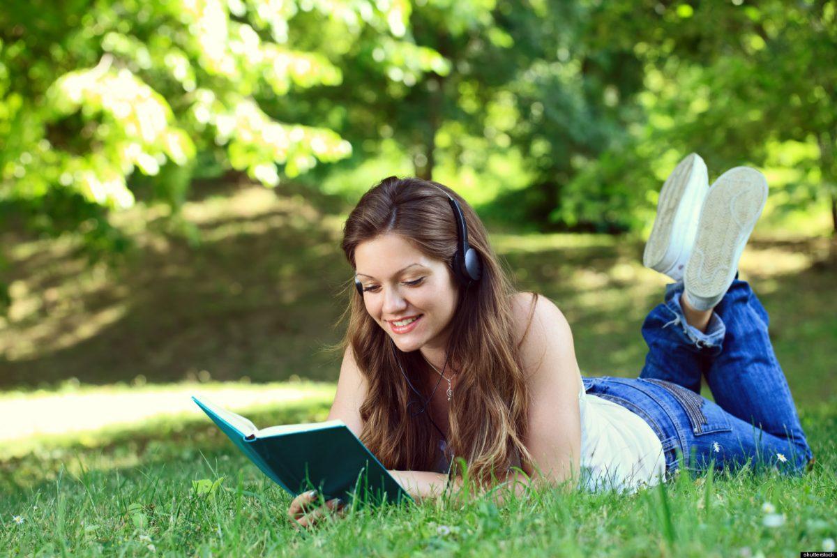 Waarom moet je muziek beluisteren tijdens het lezen